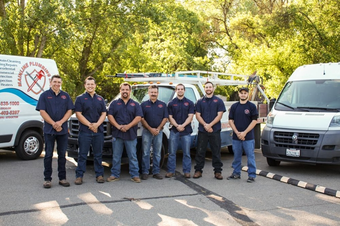 The Mainline Plumbing Team